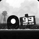 暗黑风格的酷跑游戏 99英里